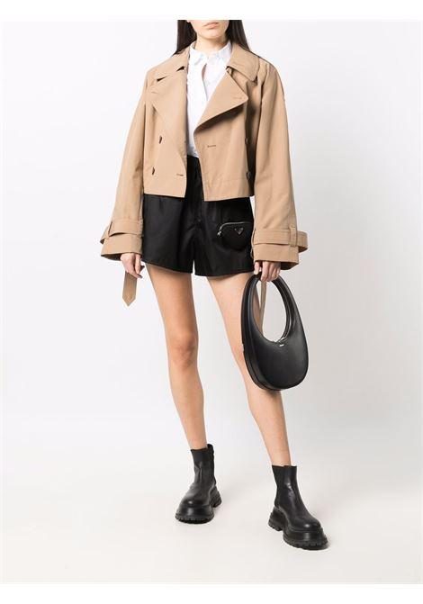 Hand bag black- women COPERNI | COPBA01405BLK