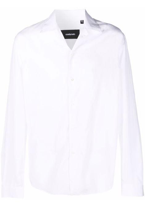Camicia da smoking in bianco - uomo COSTUMEIN | R291