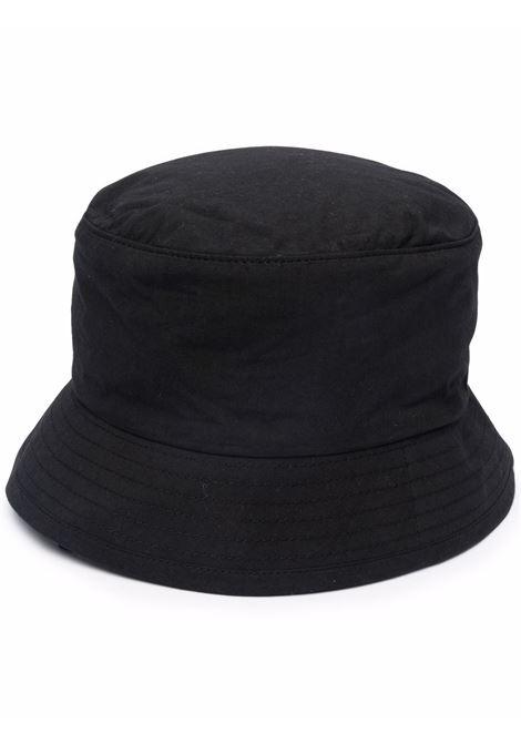 Whipstitch trim bucket hat in black - men  CRAIG GREEN | CGAW21CWOHAT01BLK