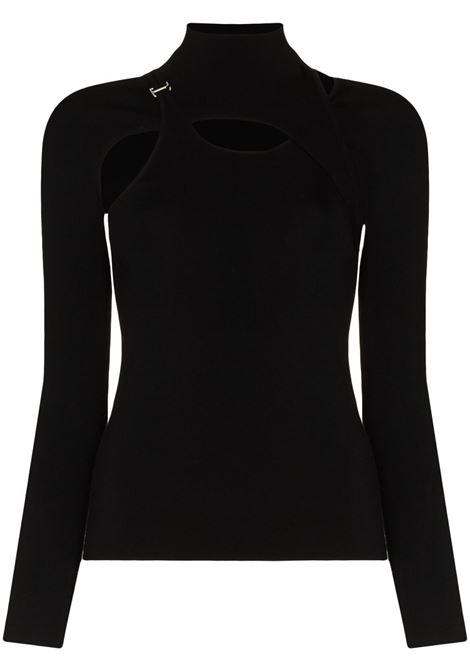 Maglia a maniche lunghe nero- donna DION LEE | A7478P21BLK