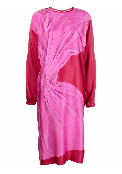 Dosta dress in red - women  DRIES VAN NOTEN   2120110933163352