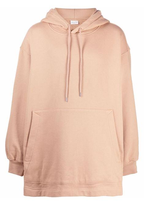 Hespe hooded sweatshirt in beige - men  DRIES VAN NOTEN | 2120211373612103