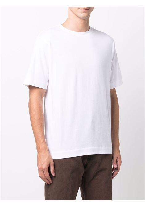 Hertz t-shirt in white - men  DRIES VAN NOTEN | 2120211943600001