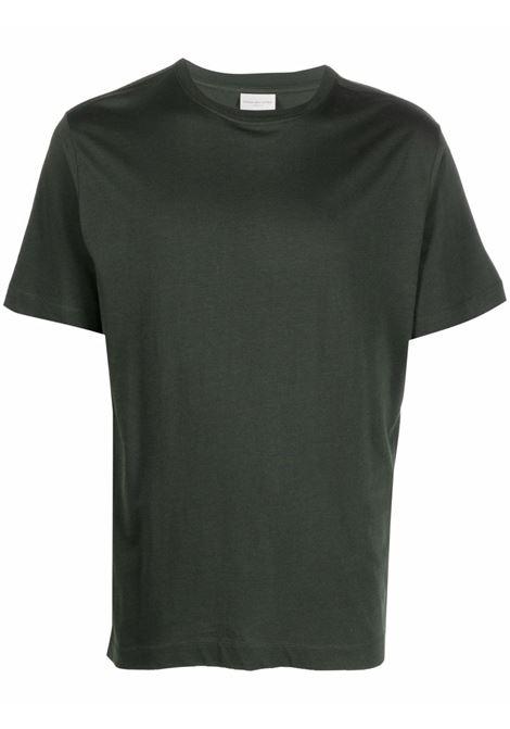 Hertz t-shirt in green - men  DRIES VAN NOTEN | 2120211943600605