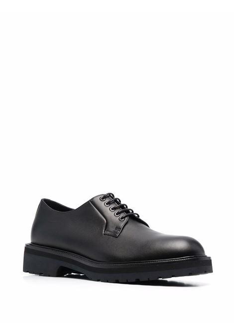Black lace-up Derby shoes - men  DRIES VAN NOTEN | SM212073900