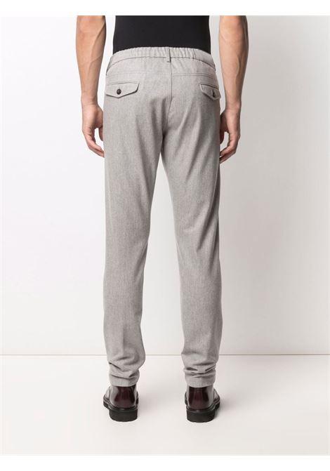 Pantaloni con coulisse grigio - uomo ELEVENTY | D75PANB21TES0D03713
