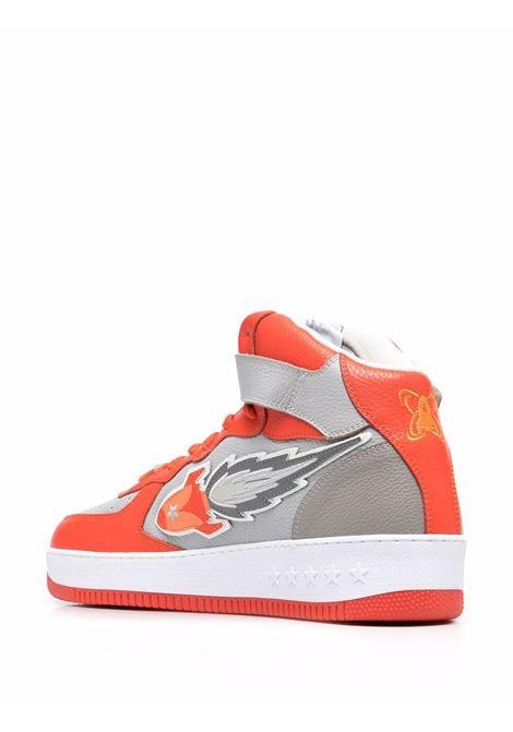 Sneakers alte rocket arancione grigio - uomo ENTERPRISE JAPAN   BB1001PX108S1089