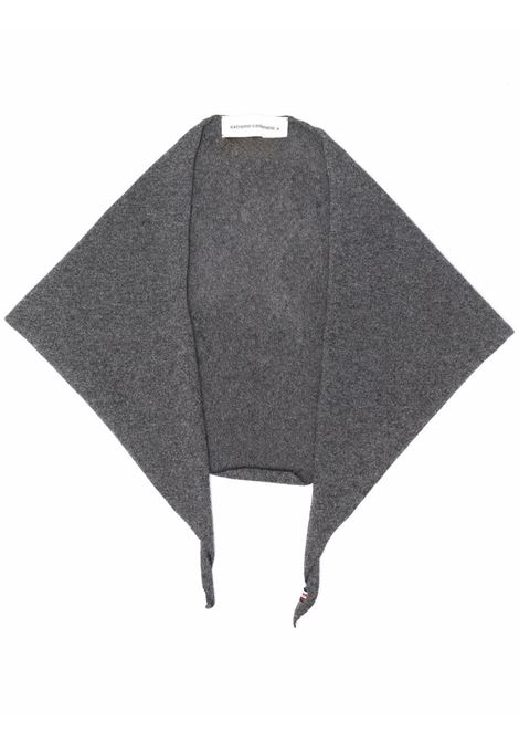 Sciarpa grigio- unisex EXTREME CASHMERE X | 03509801FE10FLT
