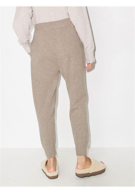 Pantaloni sportivi yogi in beige - unisex EXTREME CASHMERE X | 05603701FE06MSS