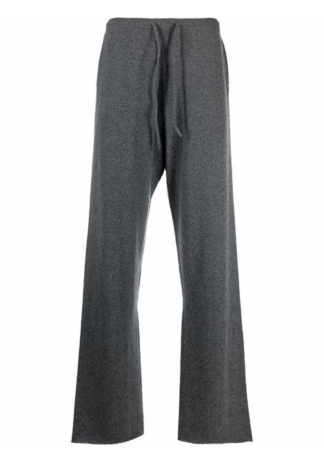 Pantaloni sportivi dritti in grigio - unisex EXTREME CASHMERE X | 14209801FE06FLT