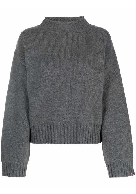 Maglia a maniche lunghe grigio- unisex EXTREME CASHMERE X | 16309801FE01FLT