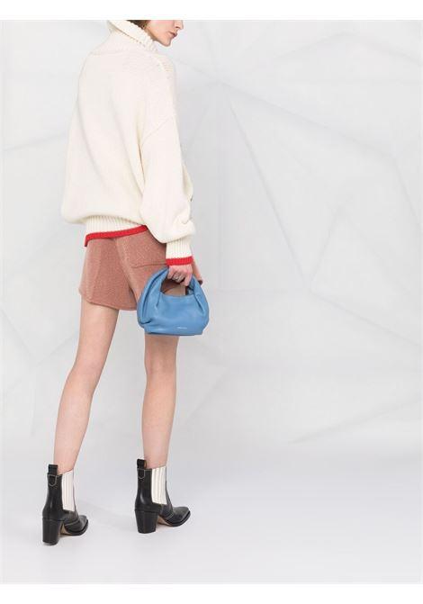 Shorts sartoriali in rosso -donna FORTE FORTE | 86152551