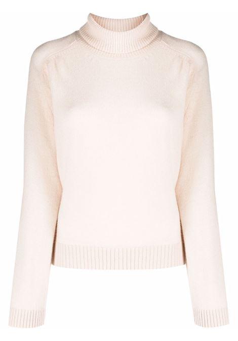 Maglione a collo alto in rosa chiaro - donna FORTE FORTE | 86930212