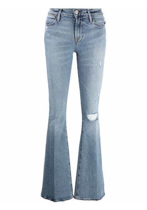 Flared jeans light blue- women FRAME DENIM | LHFL14CSHR