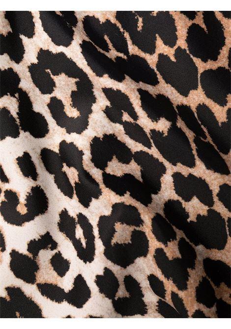 Costume intero stampa leopardata- donna GANNI | A3357943