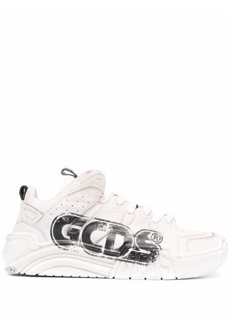 White Dust Skate low-top sneakers - men  GCDS   FW22M01003001
