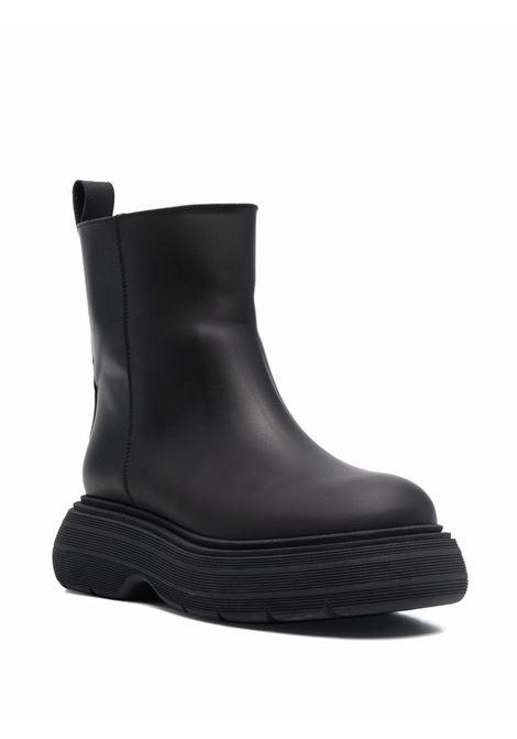 Stivaletti marte alla caviglia in nero - donna GIA BORGHINI | MARTEE101