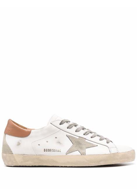 Sneakers Superstar in bianco - uomo GOLDEN GOOSE | GMF00102F00218210803