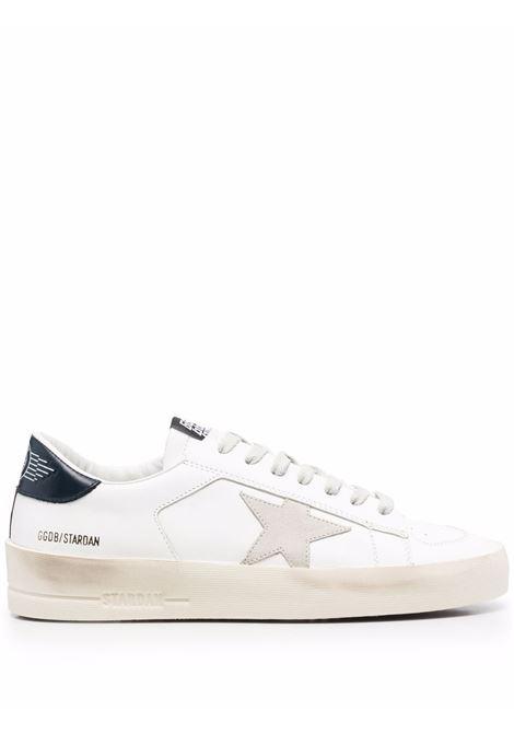 Sneakers Stardan in bianco e nero - uomo GOLDEN GOOSE | GMF00128F00056710220