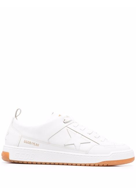 Sneakers yeah in bianco - donna GOLDEN GOOSE | Sneakers | GMF00130F00219710100