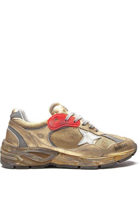 Sneakers Running Dad Net in oro - uomo GOLDEN GOOSE | GMF00199F00121165120