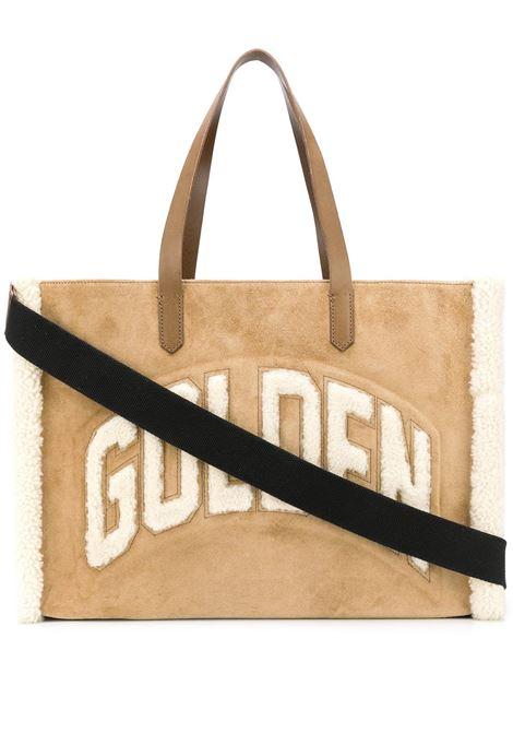 Borsa tote con logo - donna GOLDEN GOOSE | GWA00120A00012955302
