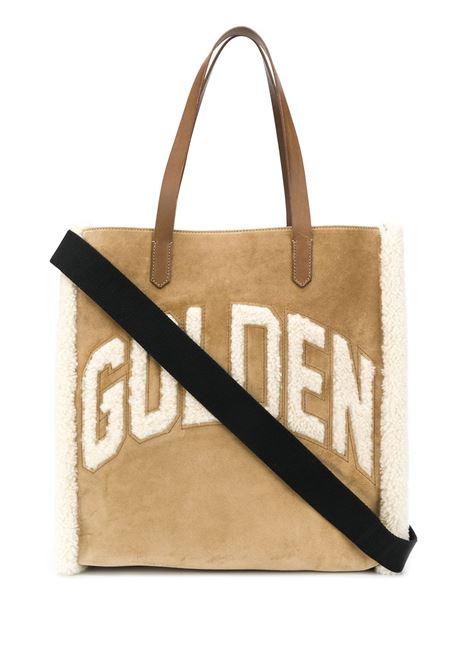 Borsa tote con logo - donna GOLDEN GOOSE | GWA00121A00012955302