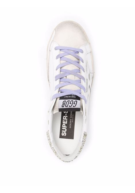 Sneakers Superstar in bianco - donna GOLDEN GOOSE | GWF00102F00162010636