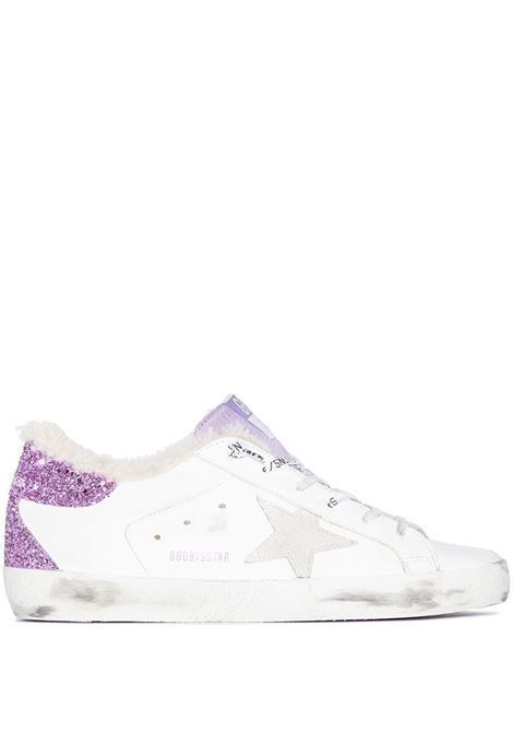 Sneakers Superstar in bianco - donna GOLDEN GOOSE | GWF00102F00162310641