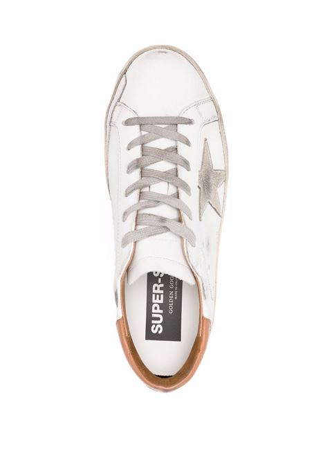 Sneakers Superstar in bianco -donna GOLDEN GOOSE | GWF00102F00218210803