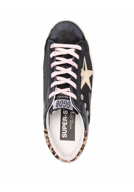 Sneakers Superstar in nero - donna GOLDEN GOOSE | GWF00104F00187590272