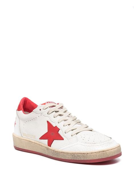 Sneakers basse ball-star in bianco - donna GOLDEN GOOSE   GWF00117F00032510275