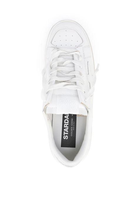 Sneakers stardan in bianco - uomo GOLDEN GOOSE | GWF00128F00056610100