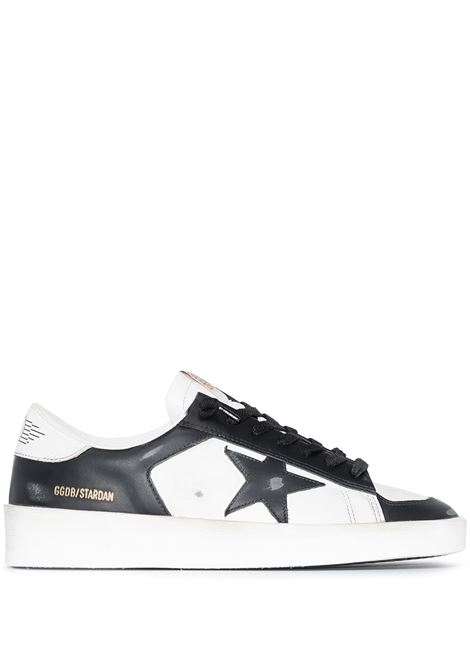 Sneakers stardan in bianco e nero - uomo GOLDEN GOOSE | GWF00128F00218610283