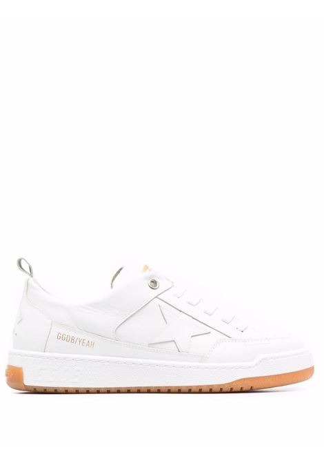 Sneakers Yeah in bianco - Donna GOLDEN GOOSE | GWF00130F00219710100