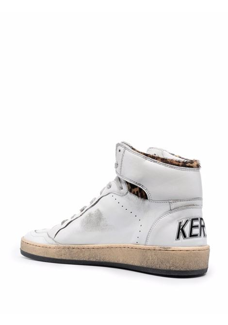 Sneakers alte sky-star in bianco - donna GOLDEN GOOSE   GWF00230F00219310805