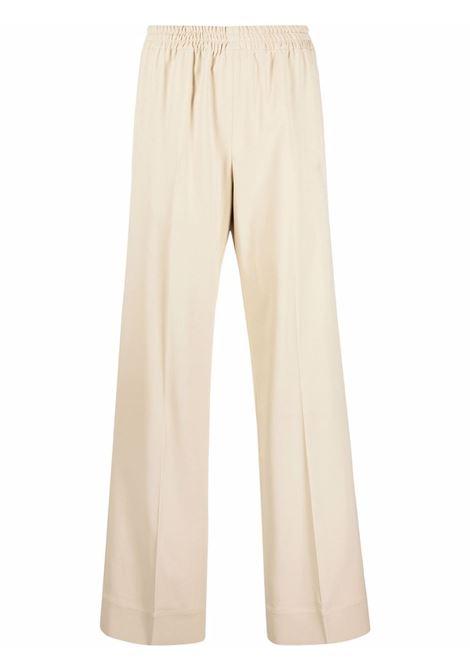 Pantaloni brittany in beige - donna GOLDEN GOOSE | GWP00821P00051355101