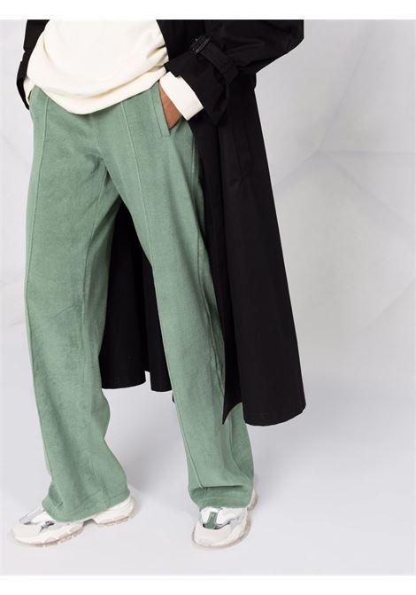 Pantaloni sportivi in verde - Donna GOLDEN GOOSE | GWP01014P00058535754