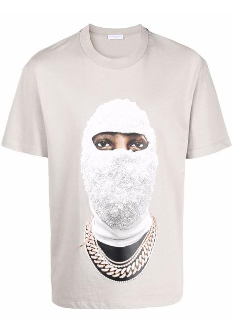T-shirt con stampa grafica mask in grigio - uomo IH NOM UH NIT | NUW21281655