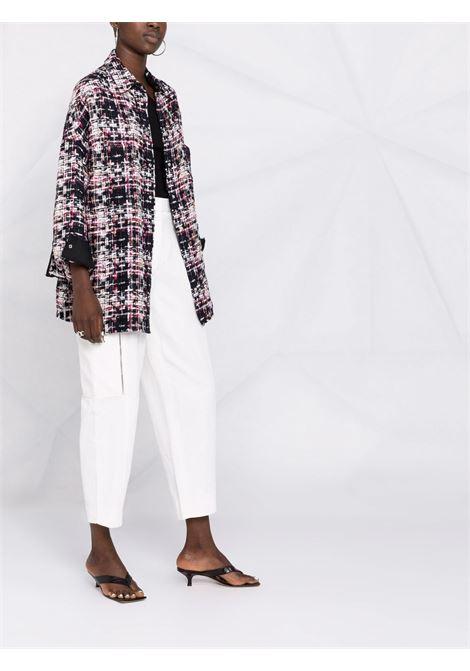 Tweed jacket shirt multicolor- women IRO | 21WWP100FERRYMUL0121W