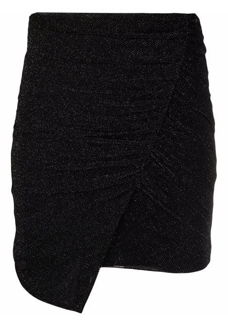 Asymmetricskirt black- women IRO | 21WWP31BEALBLA2221W