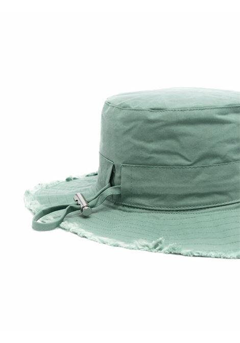 Cappello the bob artichaut in verde - unisex JACQUEMUS | 213AC0025030550