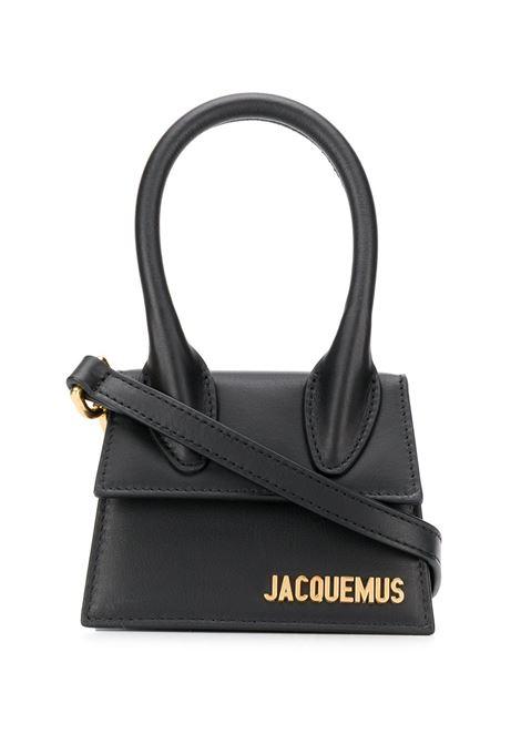 Borsa mini le chiquito in nero - donna JACQUEMUS | 213BA0013000990