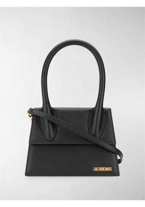 Le Grand Chiquito tote bag in black - women  JACQUEMUS | 213BA0033000990