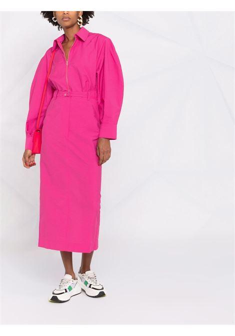 Abito con maniche a palloncino uzco in rosa - donna JACQUEMUS | 213DR0031220430
