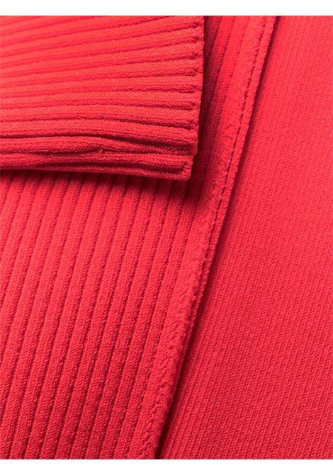 Abito midi la robe Sierra con spalle scoperte in rosso - donna JACQUEMUS | 213KN3002180470