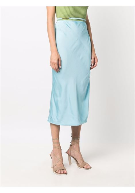 Gonna la jupe notte in turchese - donna JACQUEMUS | 213SK0091200340