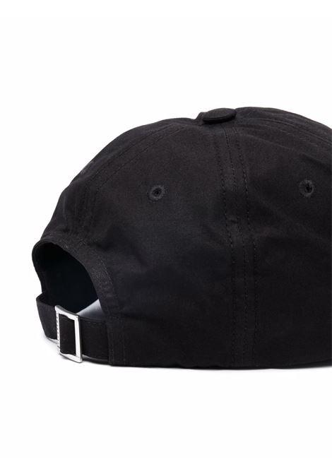 Cappello da baseball la casquette jacquemus in nero - uomo JACQUEMUS   216AC0095030990