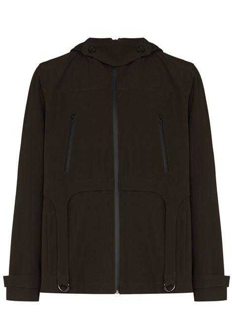 Le blouson draio Jacket in black - men JACQUEMUS | 216BL0041360580