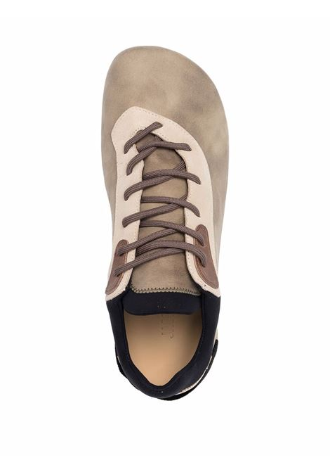 Les chaussures esca sneakers in beige - men  JACQUEMUS | 216FO1004100180